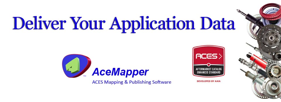Deliver ACES application data